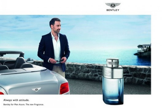 New Car Smell: Bentley Motors Releases Azure Men's Cologne