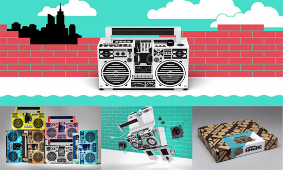 The Berlin Boombox
