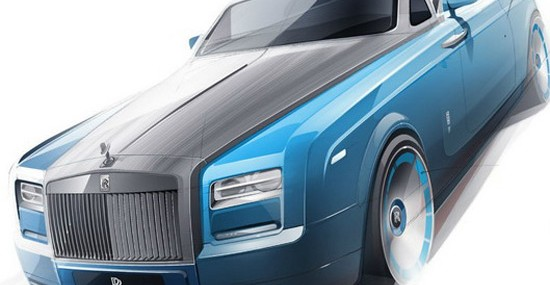 Rolls Royce Phantom Drophead Coupe Bespoke Waterspeed Collection