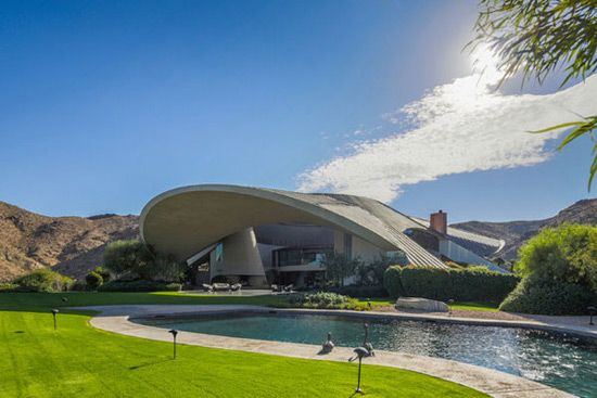 Bob Hope's Toluca Lake Estate Hits Market for $27.5 Million