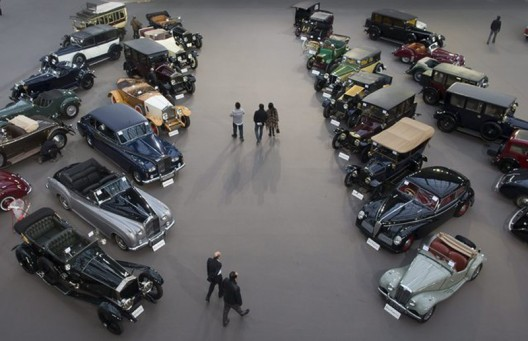 The auction, which was held at the Grand Palais in Paris, during Rétromobile Week, has achieved sales of incredible €17,000,000