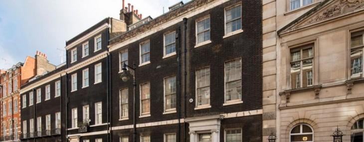 The World's Most Expensive Fixer-Upper is an $80 Million 18th-Century Mansion for Sale in London's Mayfair District
