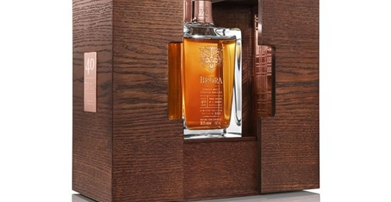 The rare Brora 40 YO is Diageo's most expensive whisky ever