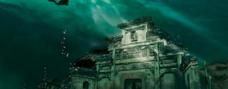 Ancient Chinese city flooded by the government turns into a major tourist attraction