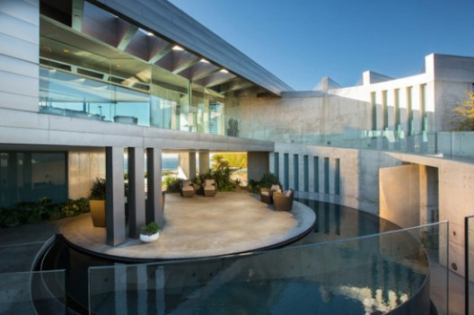 The Crescent House by Wallace Cunningham