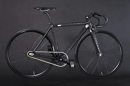 This fixed gear bicycle comes wrapped in genuine crocodile skin, will cost you $20,000