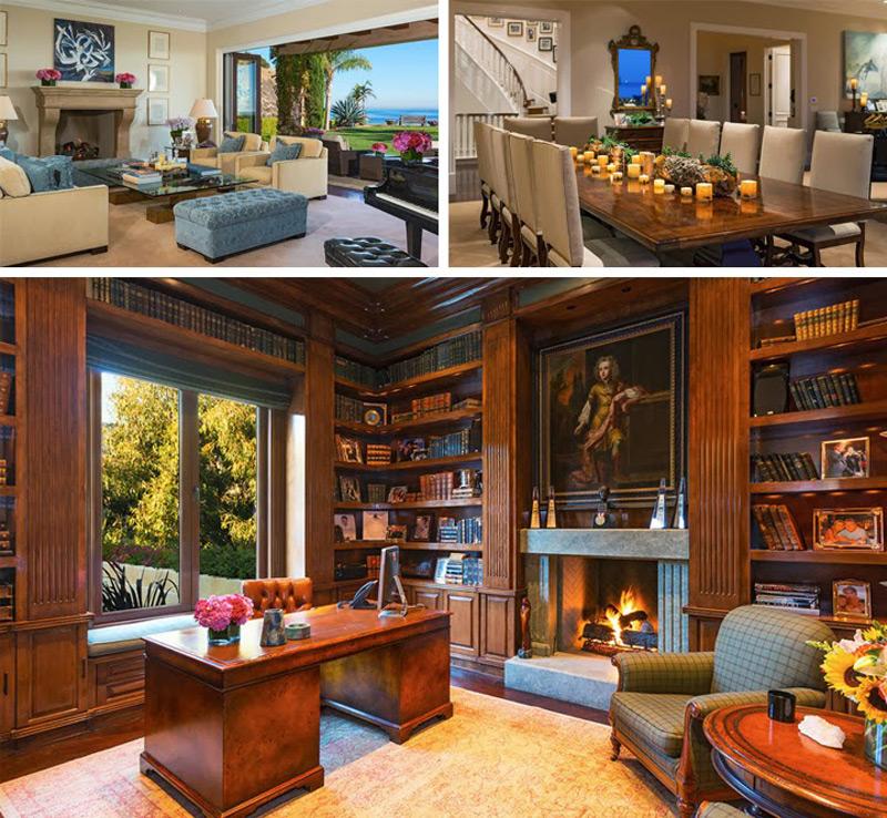 David And Yolanda Foster Selling Their Malibu Mansion For