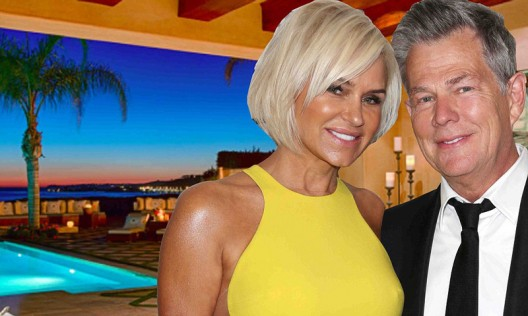 David and Yolanda Foster Officially List Malibu Spread
