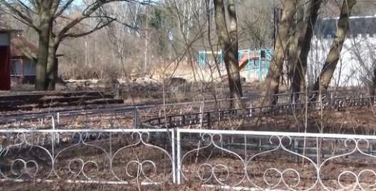 Buy an abandoned amusement park on eBay