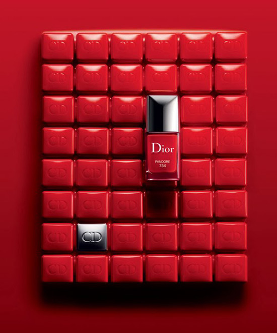 The revolutionary Dior Vernis Couture Effet Gel