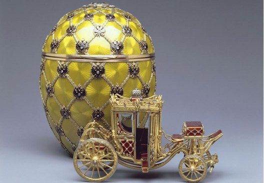 Harrods Transforms To Celebrate Fabergé Easter