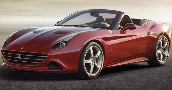 Beautiful Beast, New Ferrari California T