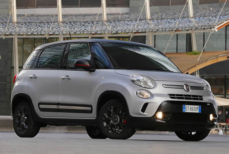 Fiat announces 500L Beats Edition with upgraded audio system by Dr. Dre