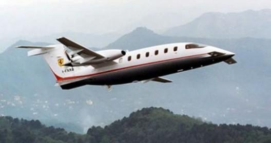 Piaggio Aero P180 Avanti II aircraft