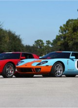 Two Low Mile Ford GT's at Auctions America's Fort Lauderdale Sale 2014
