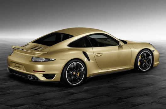 Porsche Exclusive unveils one-off 911 Turbo wrapped in special Lime Gold Metallic paintjob