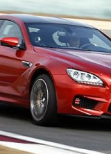 BMW M5 And M6 Gran Coupe Horse Edition
