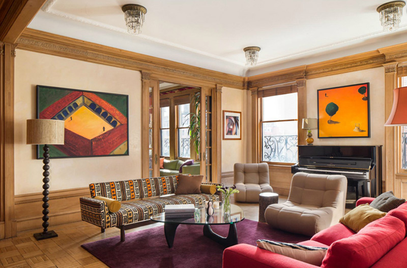 Holly Hunter Lists Celeb Pedigreed Downtown Digs