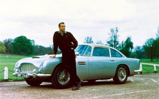 59 Vehicles Form Bond Movies