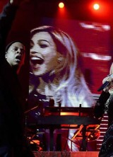 Jay Z and Beyonce Stars of the Most Expensive Super Bowl Party In History