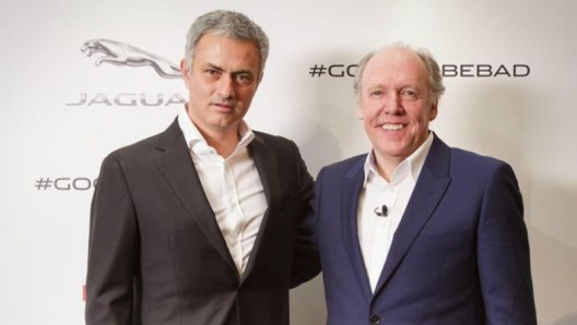 Jose Mourinho Will be the First Customer of Jaguar F-Type Coupe in UK