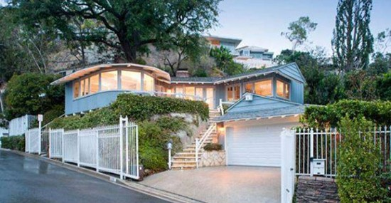 Kelly Osbourne has reportedly listed her home in West Hollywood