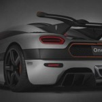 Koenigsegg One:1 At Geneva Motor Show