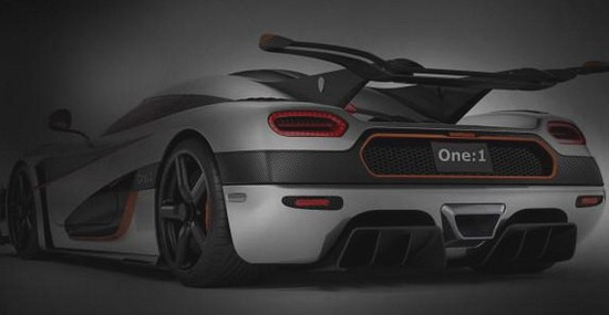 Koenigsegg One:1 officially teased, leaks point to specs which will leave the Bugatti Veyron in the dust