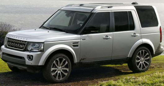 Land Rover celebrates 25th anniversary of its Discovery model