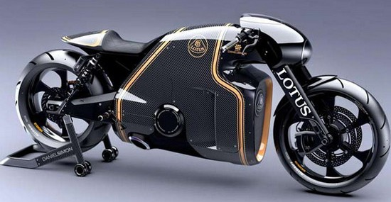 Limited Edition Lotus C-01 Bike Form Kodewa