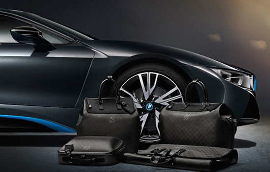 BMW and Louis Vuitton share a deep respect for tradition