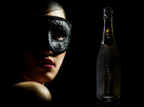 Would you drink caviar-flavored champagne?