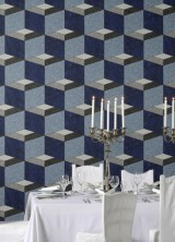 Maison Martin Margiela Teamed Up with Omexco for Exclusive Wallpaper Collection
