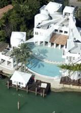 Modern Mediterranean-style Mansion on Hibiscus Island on Sale for $22,5 Million