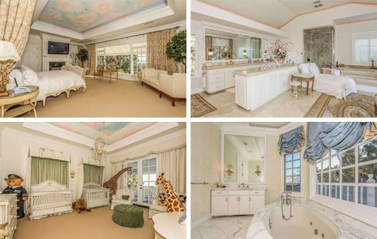 Mariah Carey's Bel Air Home on Sale for $12,99 Million ...