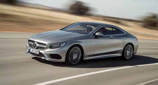 Mercedes S-Class has got a new member of the family, the new elegant athlete S- Class coupe