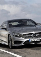 New Mercedes S-Class Coupe Has Arrived