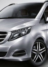 New Mercedes V Class