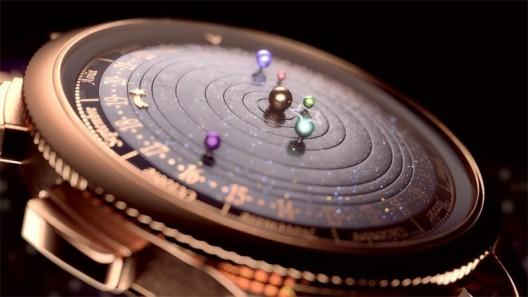 Midnight Planetarium by Van Cleef & Arpels