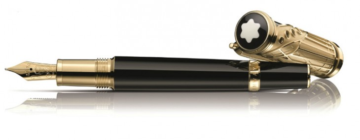 Montblanc pays tribute to the creator of the piano with two limited edition pens