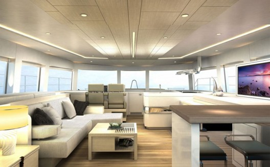 NISI's First Multi-Hulled XPRESSO Class Yacht