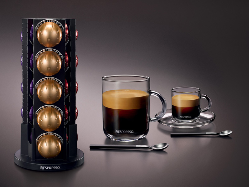 VertuoLine: Nespresso's Intelligent Coffee/Espresso System Aims to Revolutionize American Coffee Market
