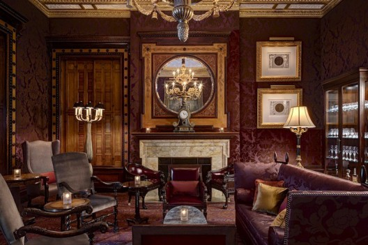Drink a $27,000 Bottle of Wine at the New York Palace's Exclusive New Lounge
