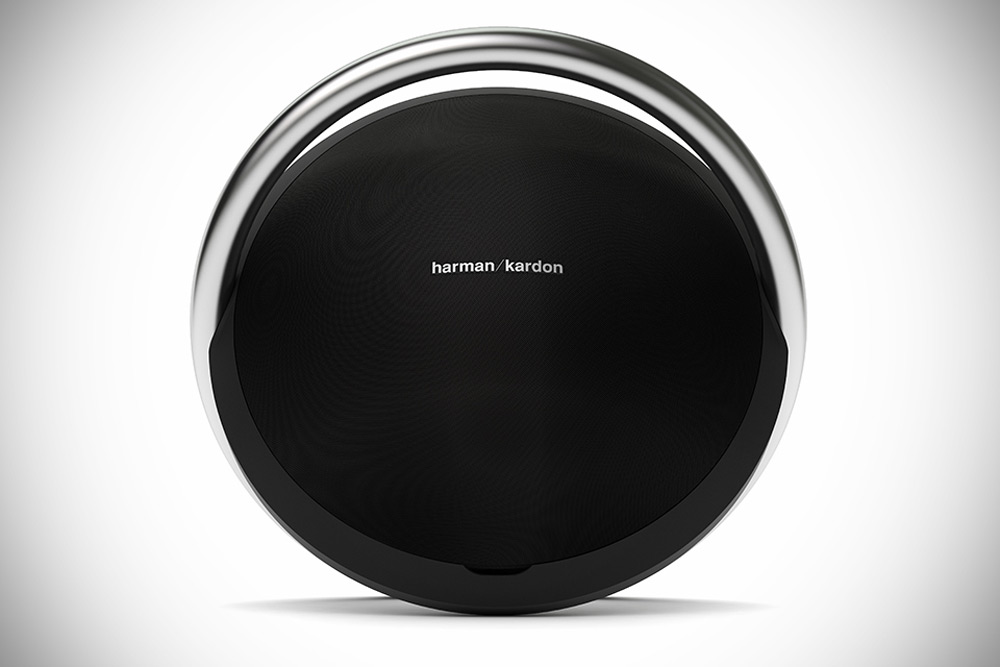 The Stand-Out Acoustic Power of Harman Kardon's Onyx Wireless Speaker