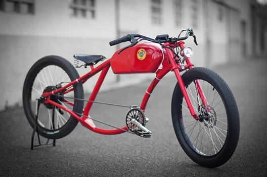 Oto Cycles - E-Bikes with Retro Design