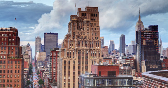 Chelsea penthouse sells for $50.9 million