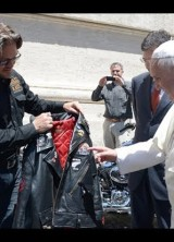 Pope Francis' Harley Davidson Sold for €241,500 at Charity Auction
