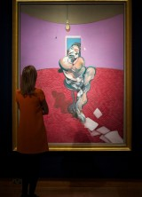 Francis Bacon's Canvas of His Lover Sold for $70,3 Million at Christie's