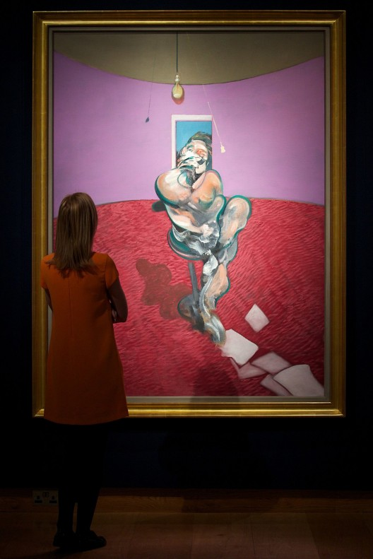 Francis Bacon Work Sells for $70 Million at Christie's Auction