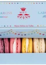 "Marie-Hélène de Taillac Created ""Precious Macarons"" for Ladurée"